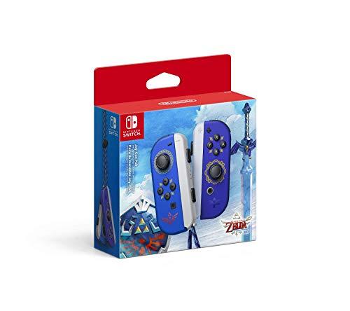 Amazon Reino Unido: Preventa Joycons The Legend Of Zelda: Skyward Sword Edition (Nintendo Switch)