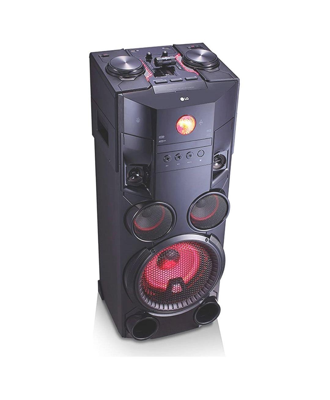Elektra Sonora: LG XBoom Om7510 y más artículos de audio en liquidación
