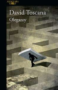 Amazon: Libro fisico Olegaroy de David Toscana