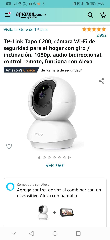 Amazon: TP-Link Tapo C200