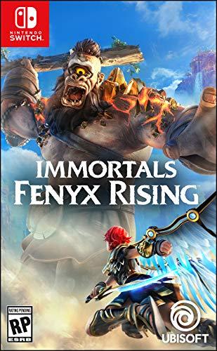 Amazon México - Immortal Fenyx Rising - Nintendo Switch Standard Edition