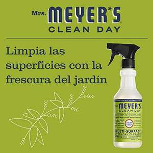 Amazon: Mrs. Meyer's Clean Day Limpiador Multiusos