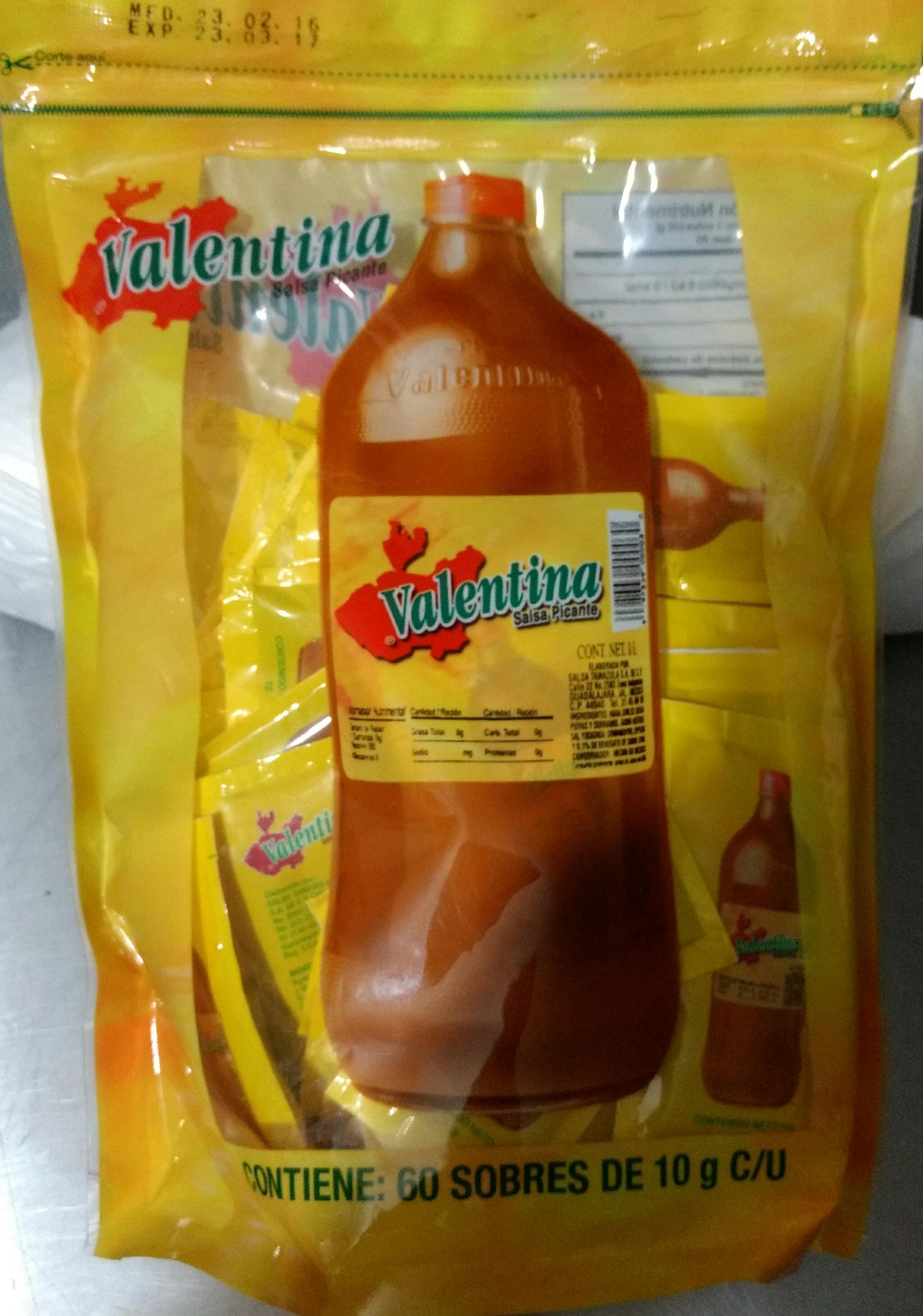 Chedraui Pie de la Cuesta Acapulco: Salsa Valentina a $2