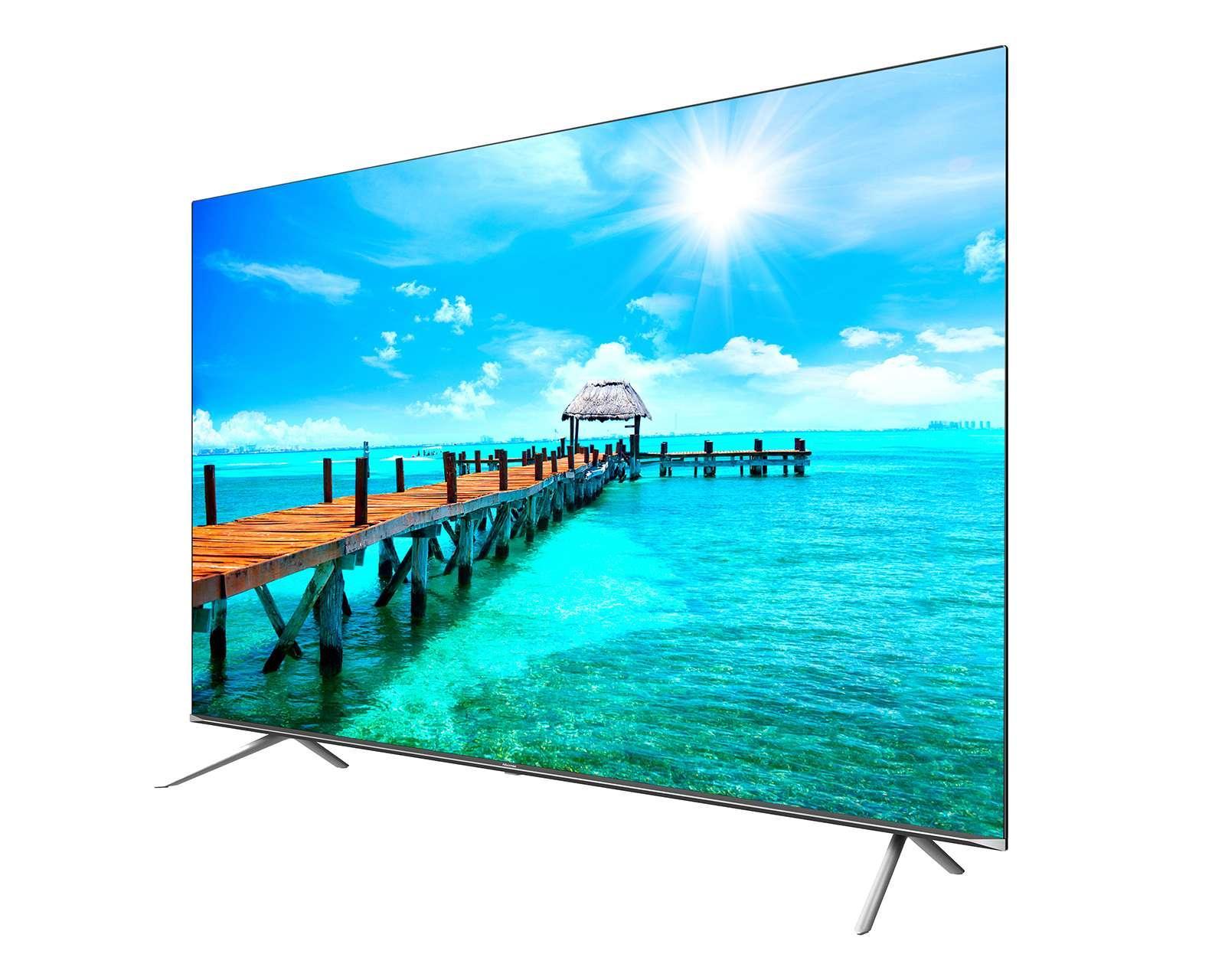 "Costco: Hisense Pantalla 85"" Smart TV"