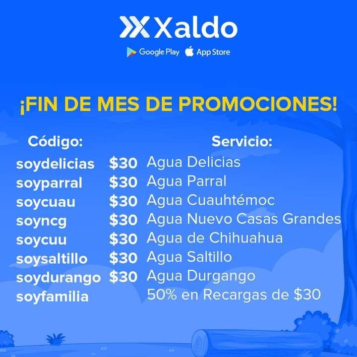 Xaldo: ofertas de fin de mes en xaldo.