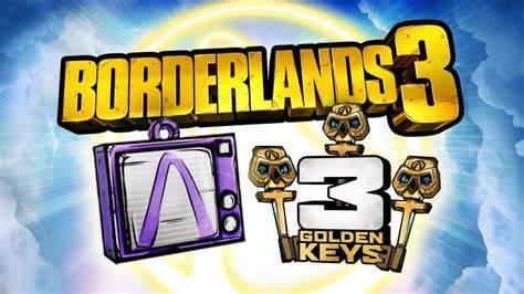 Borderlands 3: 3 llaves doradas para todas las plataformas