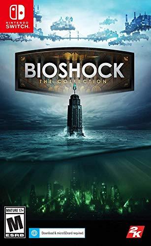 Amazon: Juegos para Nintendo Switch Bioshock y más...