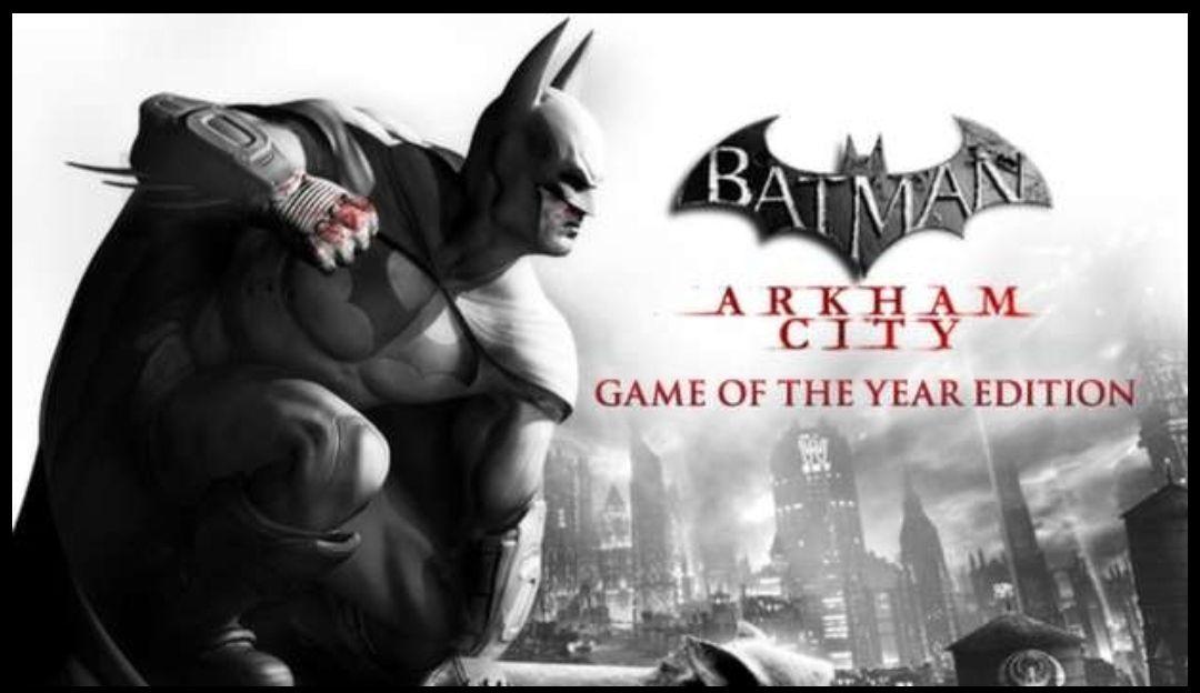GOG: Batman Arkham City GOTY Edition