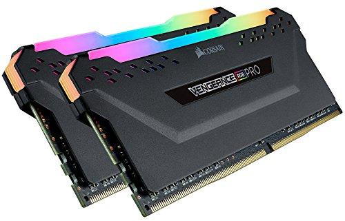 Amazon: Corsair Vengeance RGB 32 GB (2x16GB, 3200Mhz, CL16)