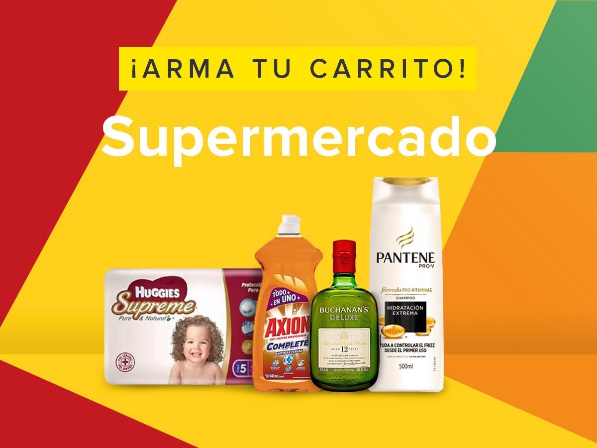 Mercado Libre: 15% de descuento en supermercado