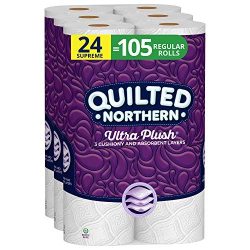 Amazon: Papel higiénico premium. 1 rollo = 4 rollos normales