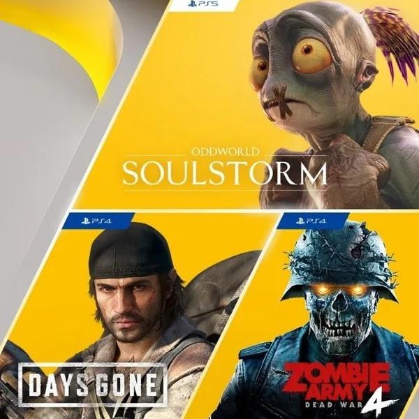 PlayStation Plus: Juegos de Abril