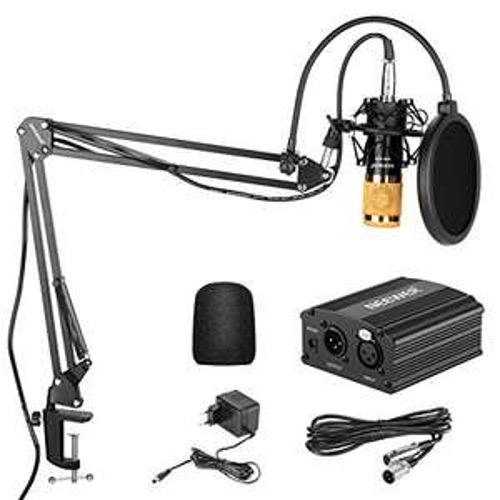 Amazon: NW-800 Micrófono Condensador