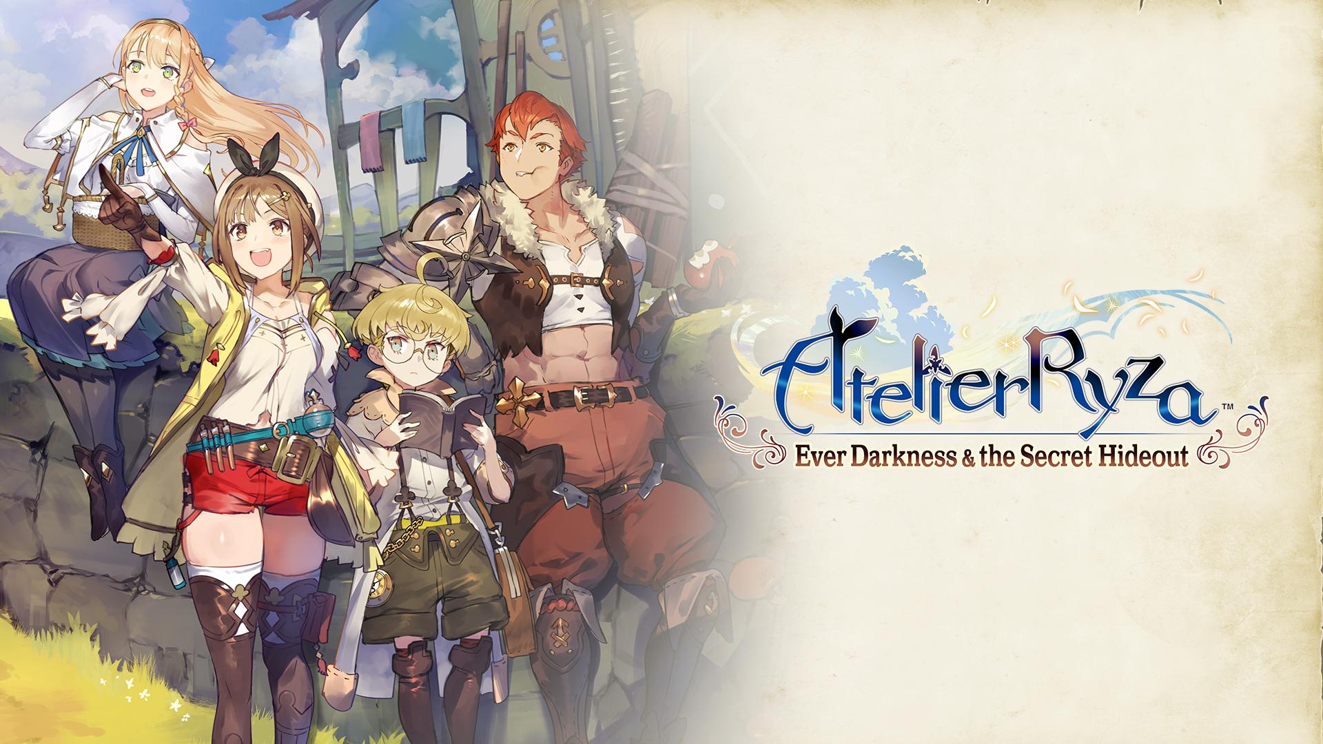 Nintendo, Atelier Ryza: Ever Darkness & the Secret Hideout (Switch)