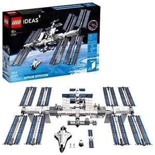 Amazon: Lego Estación Espacial