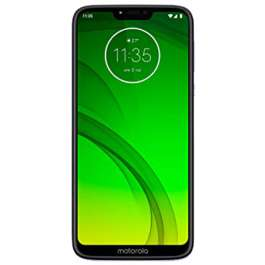 Movistar: Moto G7 Power Azul Marino