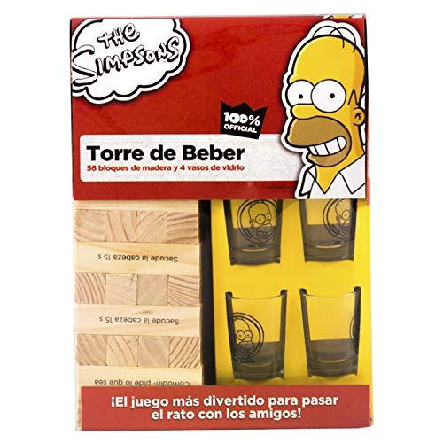 Amazon: Torre de beber de los Simpson