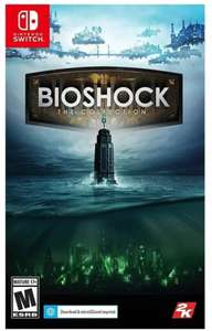 Walmart: Bioshock The Collection Nintendo Switch Físico
