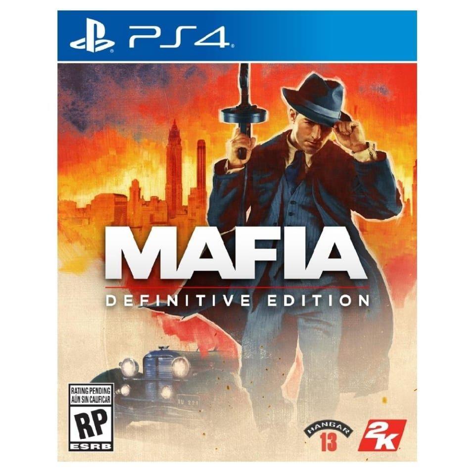 Walmart: Mafia PlayStation 4 Físico