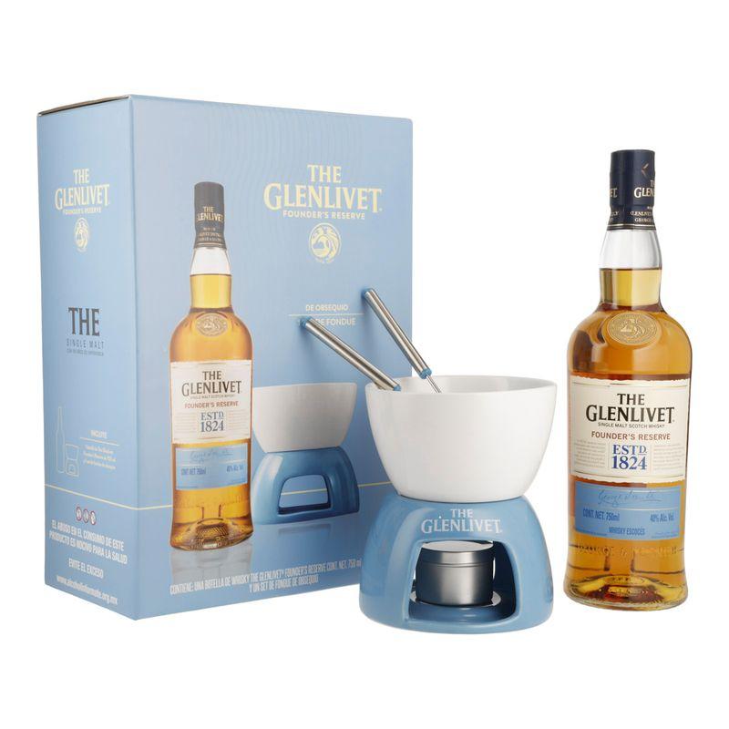 Bodegas alianza The Glenlivet con fondue