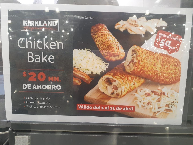 Costco: Chiken Bake