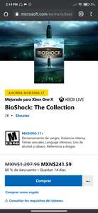 Xbox BioShock: The Collection