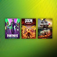 Xbox: Spring Sales 2021