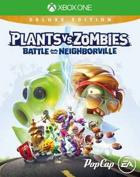 Microsoft Store: Plants vs zombies: La batalla de neighborville Deluxe Edition