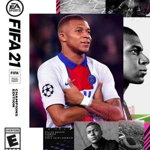 FIFA 21 en Game Pass a Través de EA Play (mayo)