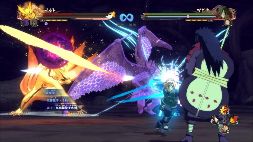 Nuuvem: Naruto Shippuden: Ultimate Ninja Storm 4