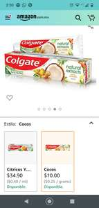 Colgate Natural Extracts amazon