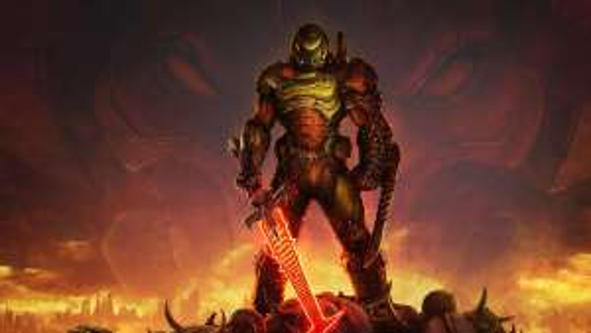 Fanatical: Doom Eternal - Deluxe Edition