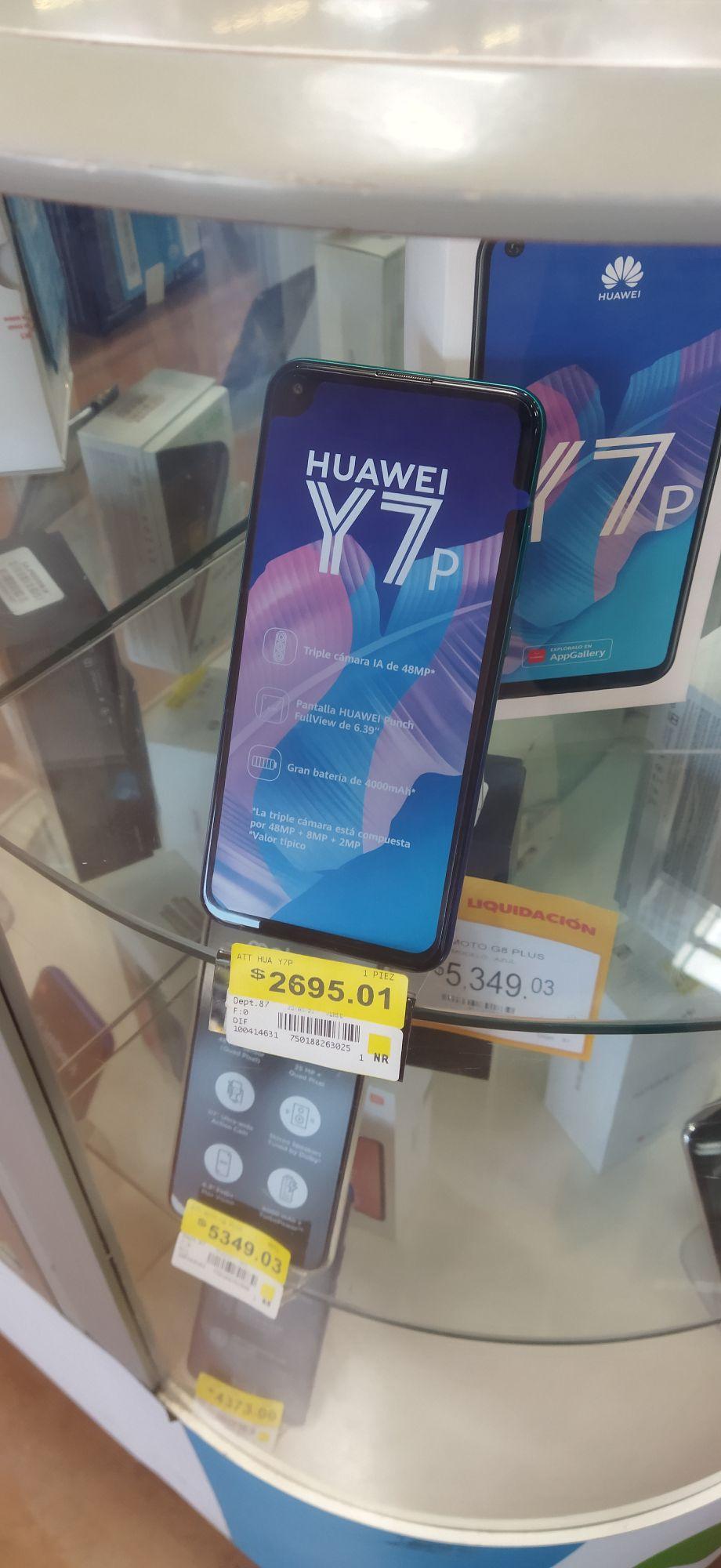 Walmart: Huawei Y7P (ATT)