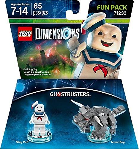Amazon: LEGO Dimensions: Fun Pack Muñeco de Malvavisco