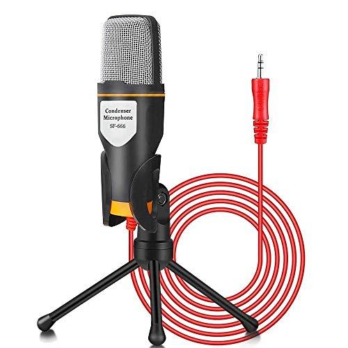 Amazon: Microfono para PC (con prime + cupón)