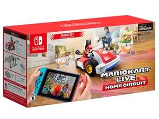 Suburbia Set de Mario Nintendo Switch Mario kart Live Home Circuit