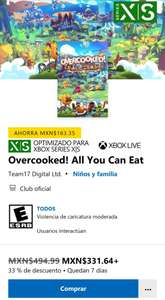 Xbox: Overcooked! All You Can Eat