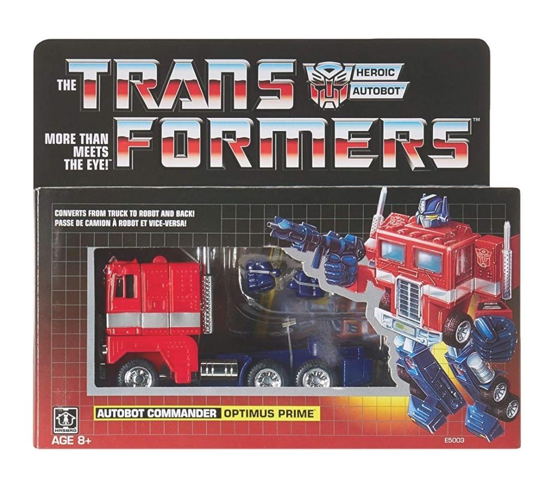 Amazon: Transformers G1 Optimus Prime