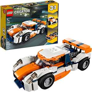 Amazon: Lego Auto de Carreras Sunset (31089)