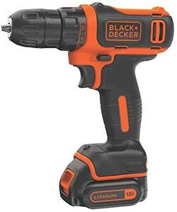 Amazon: Taladro Inalambrico Black+Decker (12V)