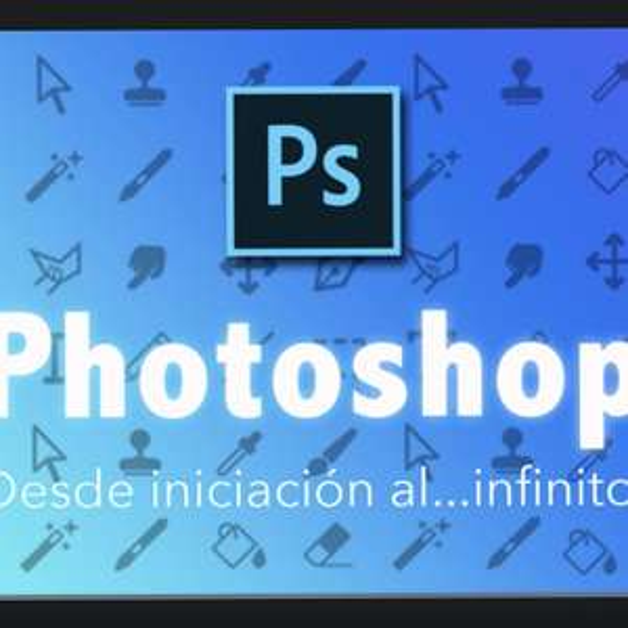Udemy Español: Curso de Adobe Photoshop. ¡Desde iniciación a experto!