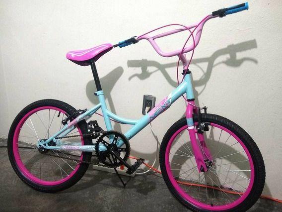Bodega Aurrerá la virgen CDMX: bicicleta R16 next
