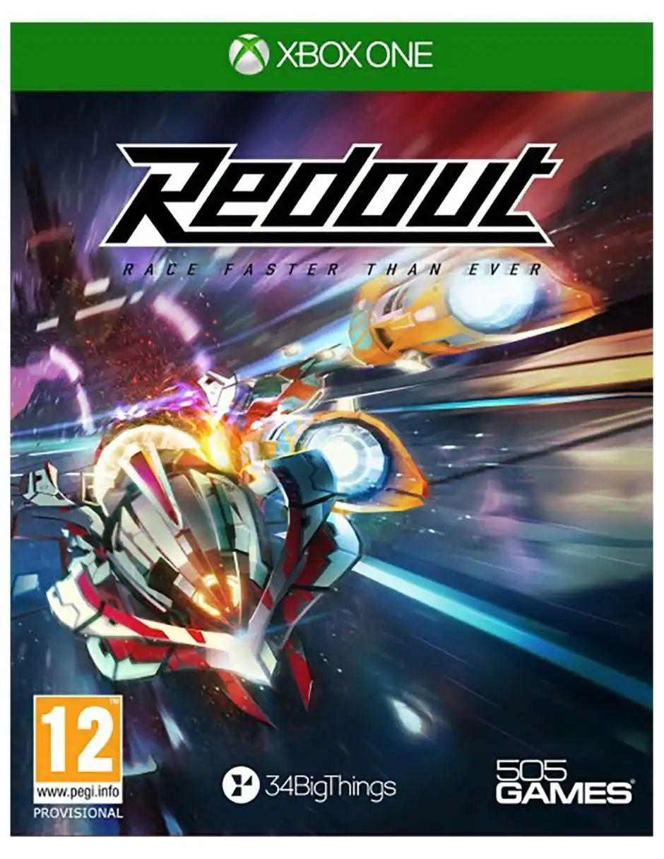 Liverpool: Redout Edición Estándar para Xbox One Juego Físico y más