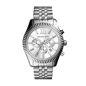 Amazon: Michael Kors MK8405 Classic Analog Watch with Chronograph Dial for Men