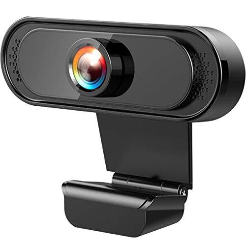 Amazon: SEASKY Webcam con micrófono Oferta Relámpago Aplica Prime