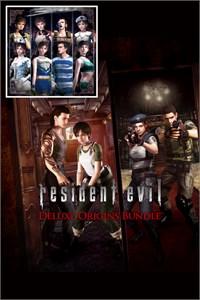 Microsoft Store: Resident Evil: Deluxe Origins Bundle XBOX