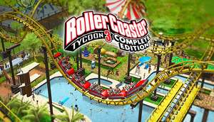 Steam: RollerCoaster Tycoon® 3: Complete Edition