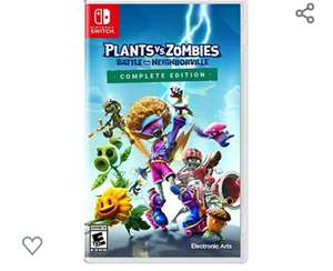Amazon: Plants Vs Zombies Battle for Neighborville Complete Edition - Nintendo Switch