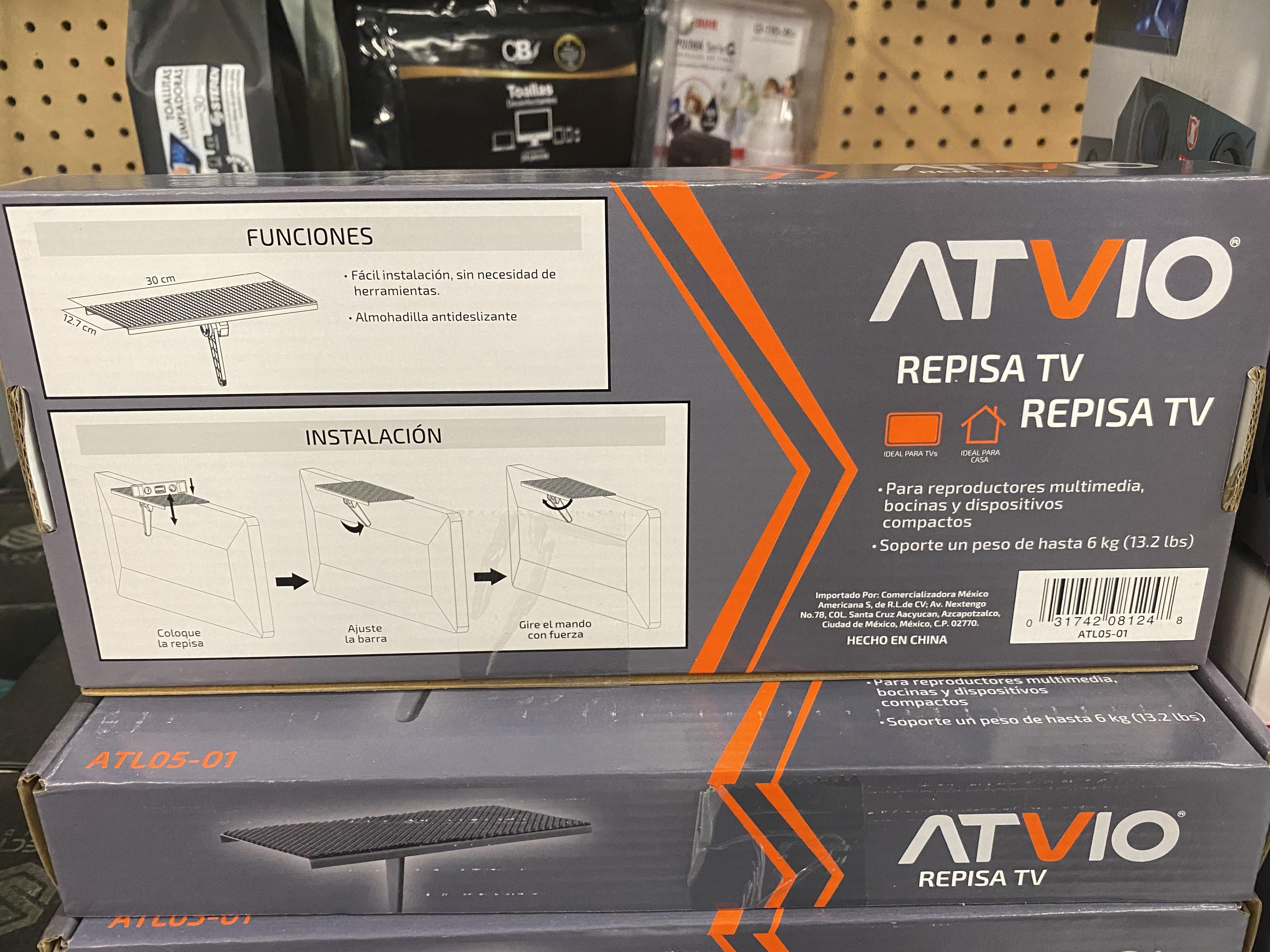 Walmart: Repisa para TV