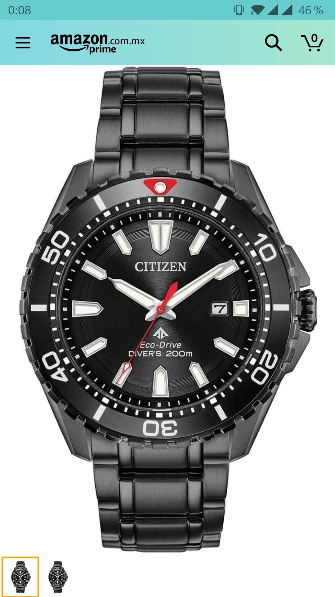 Amazon: Reloj diver Citizen